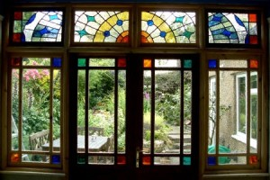 STAINED GLASS!!..need I say more.,