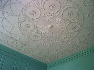 Incredible plaster work