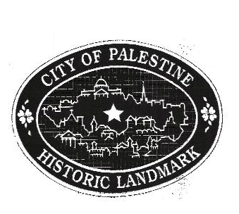 city of palestine texas historical landmark-