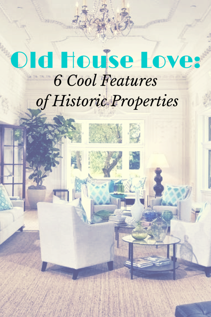 Old House Love - cool features of historic property palestine tx