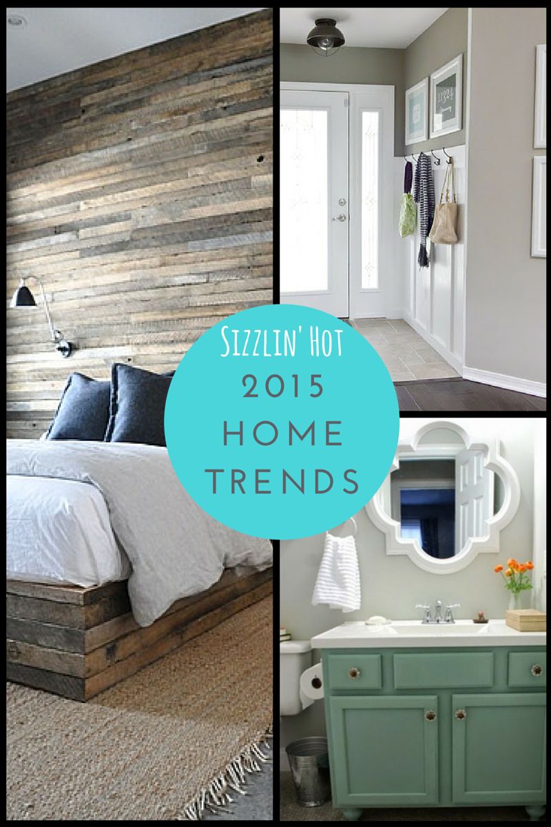 2015 Hot Home Trends in Palestine TX