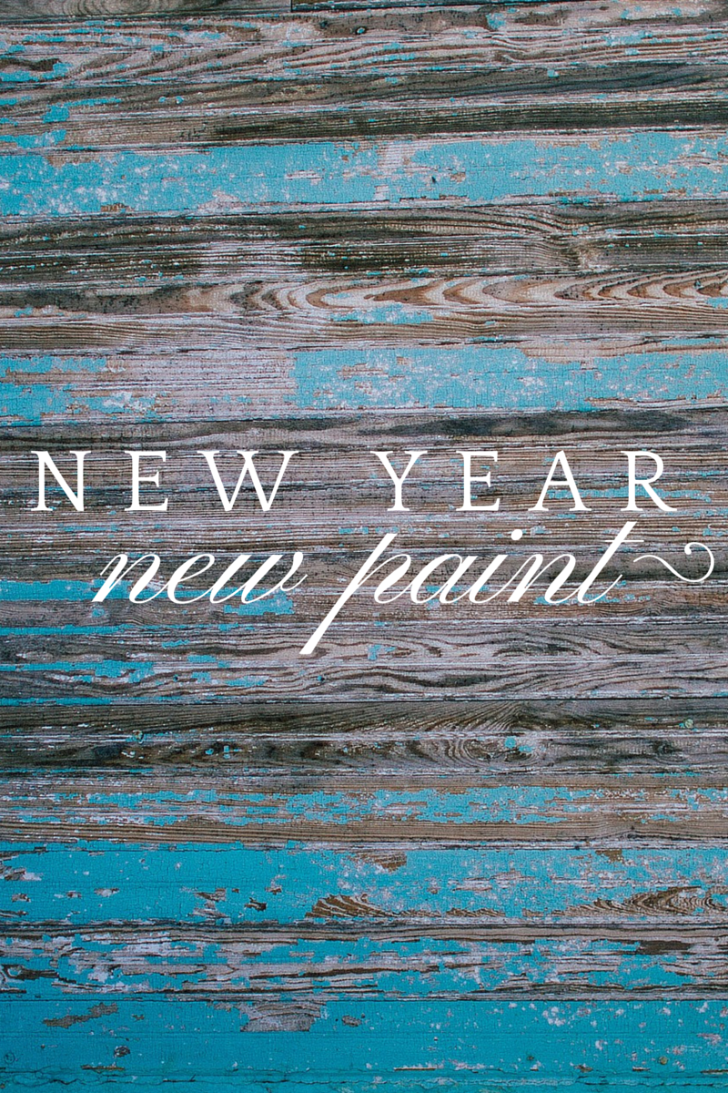 new paint for your home
