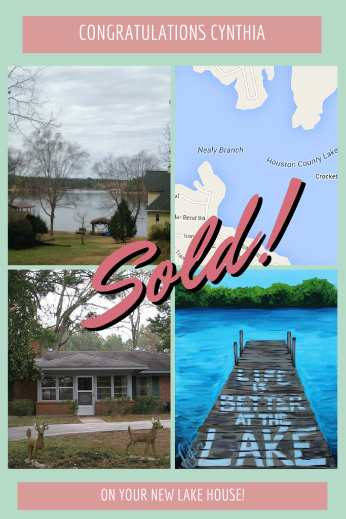 Lake house sold in crockett, tx real estate