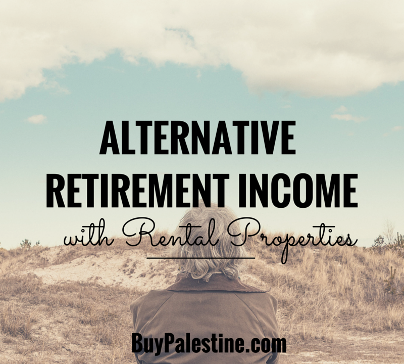 Alternative Retirement Income with Rental Properties