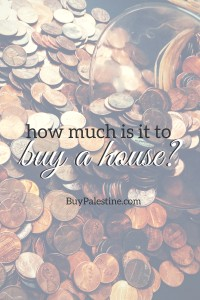 How Much Is It To Buy a House in Palestine TX?