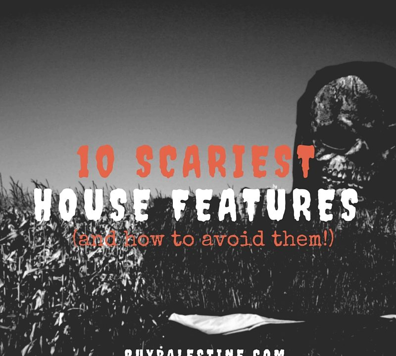 10 scariest house features and how to avoid them