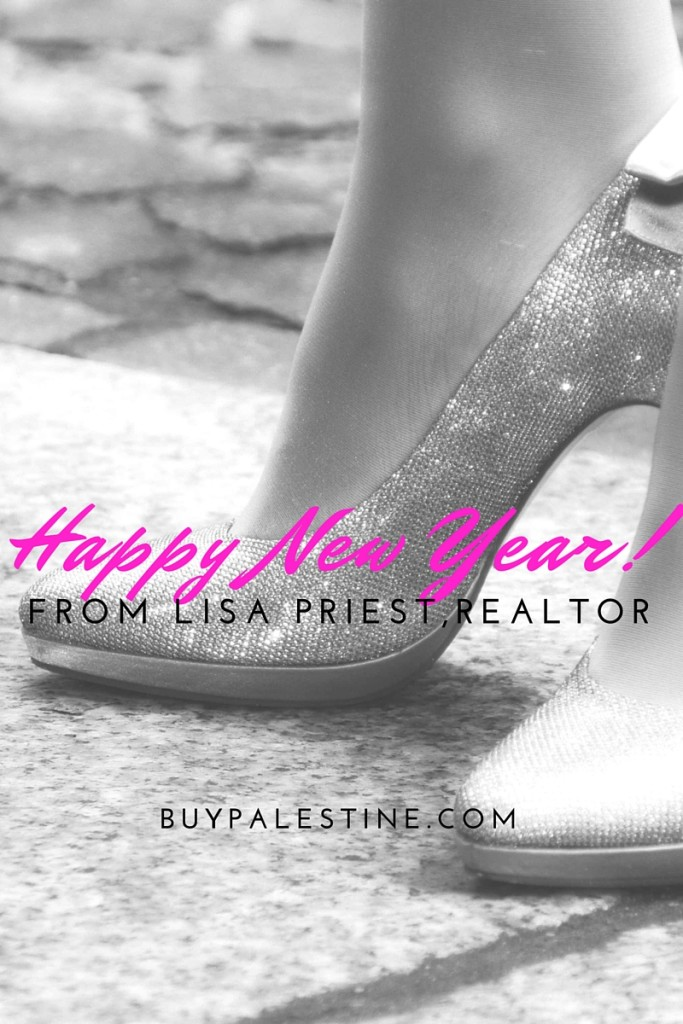 Happy 2016 from Your Palestine TX REALTOR Lisa Priest!
