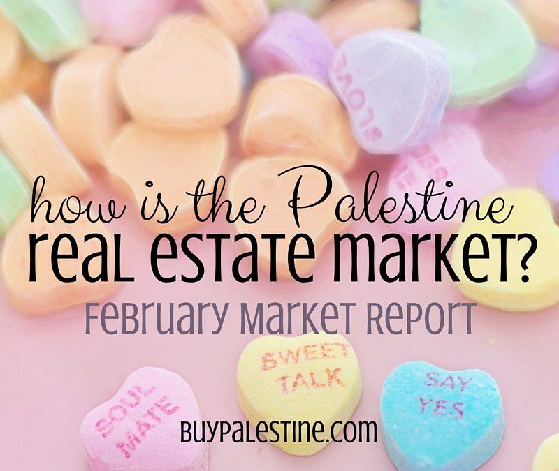 Palestine Real Estate Market Report– February 2016
