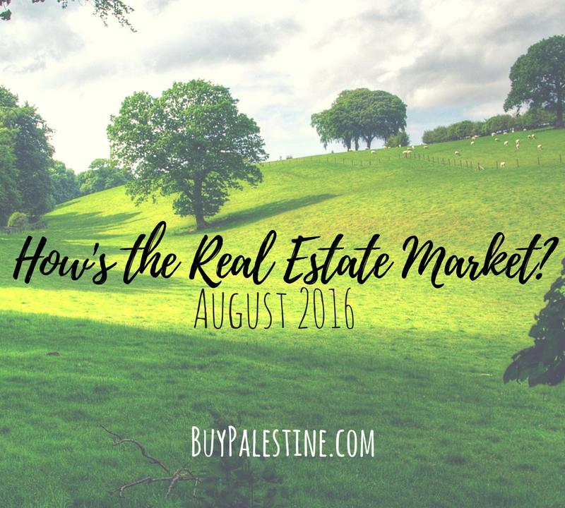 Palestine Real Estate Market Report– August 2016.jpg