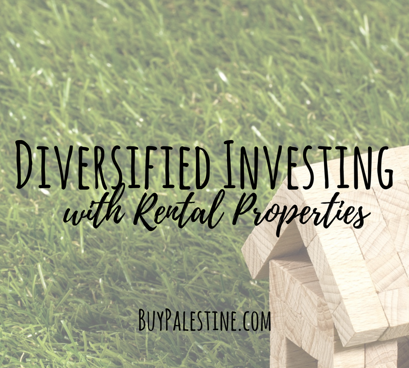 Diversified Investing with Rental Properties in Palestine TX
