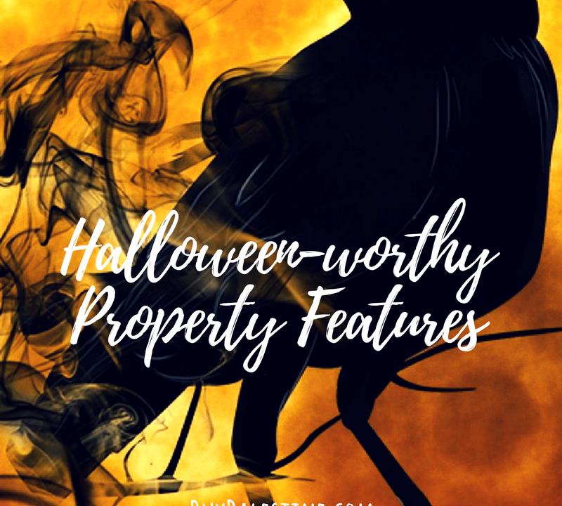 Halloween-worthy Property Features