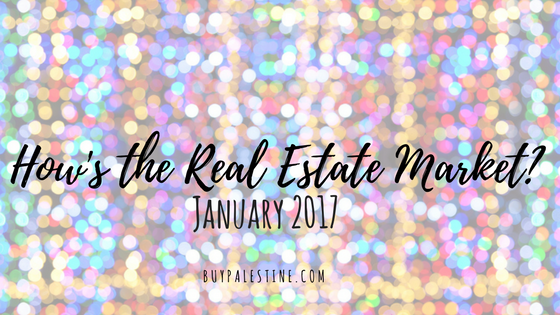 Real Estate Market Report– January 2017