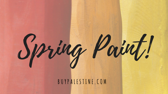 Spring Paint!