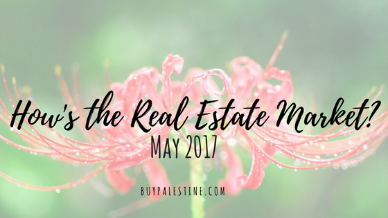 Palestine TX Real Estate Market Report– May 2017