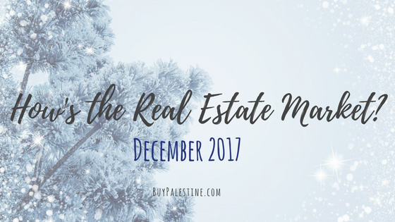 How's the Real Estate Market? – December 2017 Report