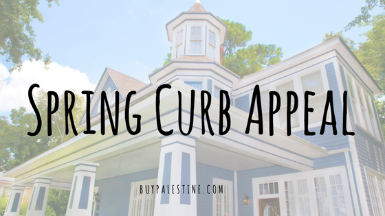 Spring Curb Appeal