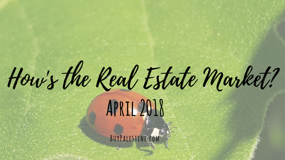 How's the Real Estate Market? – April 2018 Report
