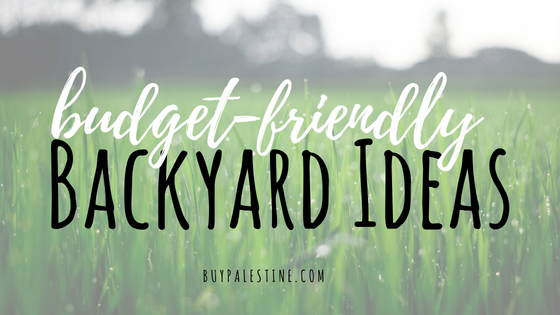 Budget-Friendly Backyard Ideas